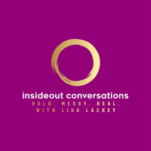 Insideout Conversations by Lisa Lackey