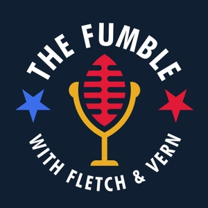 The Fumble with Fletch & Vern by Vernon Kay, Darren Fletcher