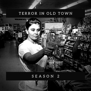 Terror In Old Town by Miles Bozeman