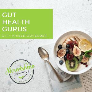 Gut Health Gurus Podcast by Kriben Govender