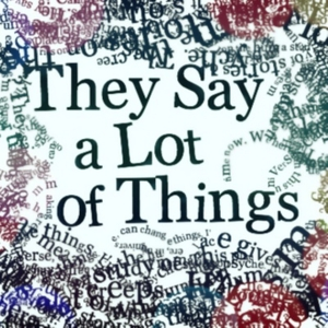 They Say a Lot of Things by Shannon Smyth