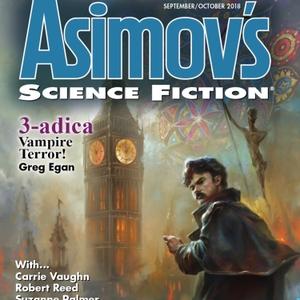 Asimov's Science Fiction by Asimov's Science Fiction