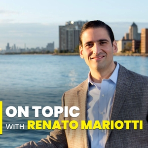 On Topic with Renato Mariotti by Renato Mariotti, Patti Vasquez