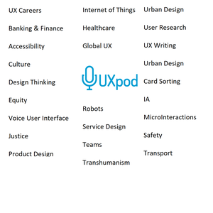 UXpod - User Experience Podcast by Gerry Gaffney
