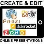 Edit SlideRocket Prezi Google Zoho MS Office 365 Docs on iPad by iPad App Tips