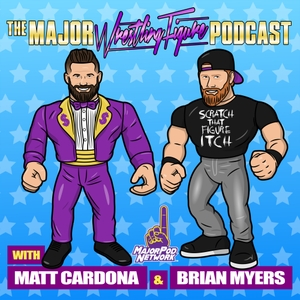 The Major Wrestling Figure Podcast by Major Wrestling Figure Podcast