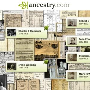 Ancestry.com - Webinars by Ancestry.com