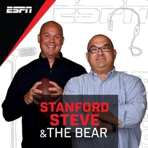 Stanford Steve & The Bear by ESPN, Chris Fallica, Steve Coughlin