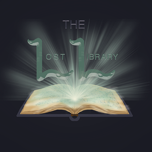 The Lost Library by Matt Hoadley
