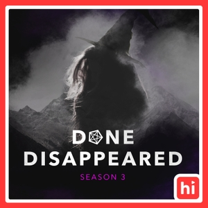 DONE DISAPPEARED by John David Booter