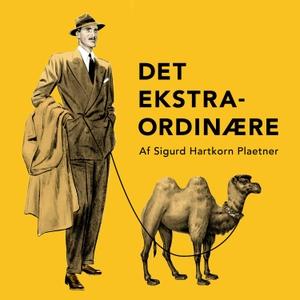 Det Ekstraordinære by Sigurd Hartkorn Plaetner