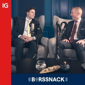 Börssnack med Hansén & Olavi by Erik Hansén