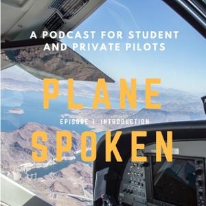 Plane Spoken by Plane Spoken