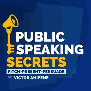 Public Speaking Secrets by Victor Ahipene