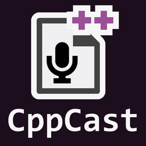 CppCast by Rob Irving and Jason Turner
