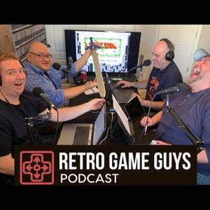 Retro Game Guys (A Retro Gaming Podcast) by Retro Game Guys