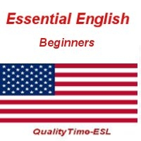 Essential English - Beginners by Marianne Raynaud