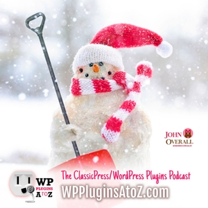 WordPress Plugins from A to Z by Amber & John Overall | ClassicPress/WordPress | ClassicPress/WordPress News