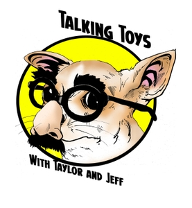 Talking Toys With Taylor and Jeff by Jeff McGee