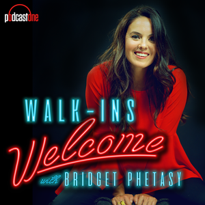 Walk-Ins Welcome w/ Bridget Phetasy by The Ricochet Audio Network