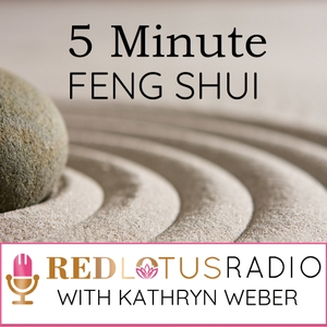 Five Minute Feng Shui by Kathryn Weber