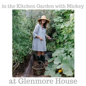 In the Kitchen Garden with Mickey by Mickey Robertson