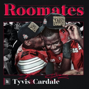 Ohio State Roommates with Cardale Jones and Tyvis Powell by Lettermen Row
