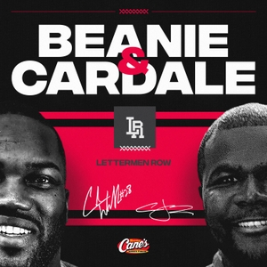 Cardale & Tyvis by Lettermen Row