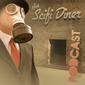 SciFi Diner Podcast by Scott Hertzog