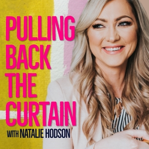 Pulling Back the Curtain by Natalie Hodson