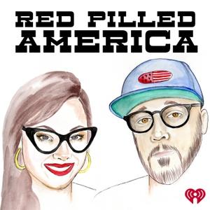 Red Pilled America by Patrick Courrielche, Adryana Cortez