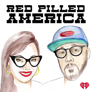 Red Pilled America by Patrick Courrielche, Adryana Cortez