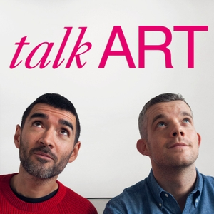 Talk Art by Russell Tovey and Robert Diament