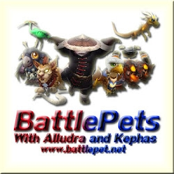 Battle Pets by Alludra and Kephas