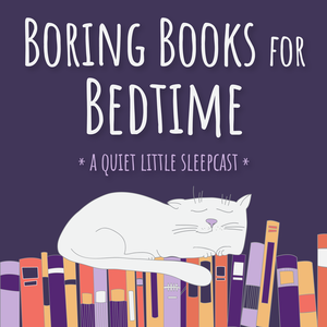 Boring Books for Bedtime by Sharon Handy