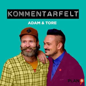 Kommentarfelt - Adam og Tore by PLAN-B & Bauer Media