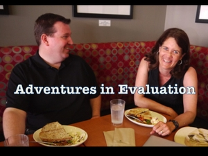 Adventures In Evaluation Podcast by James Coyle & Kylie Hutchinson