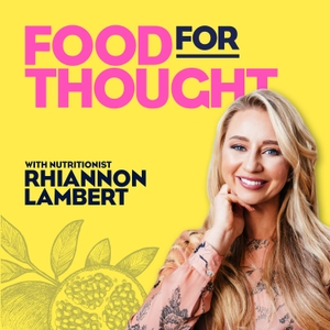 Food For Thought by Rhiannon Lambert