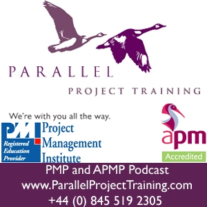 Project Management Training Podcasts by Parallel Project Management Training