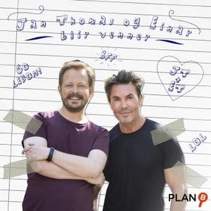 Jan Thomas og Einar blir venner by PLAN-B