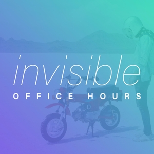 Invisible Office Hours by Paul Jarvis and Jason Zook host a seasonal podcast for entrepreneurs and creative professionals who aren't confined to literal office hours. They also talk about vampires and zombies sometimes.