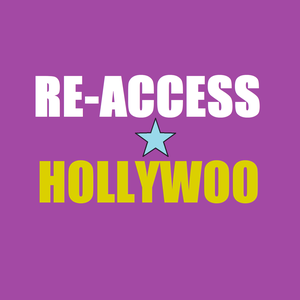 Re-Access Hollywoo by A Rob Wilson Type & A Samuel Cooke Type