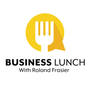 Business Lunch by Roland Frasier