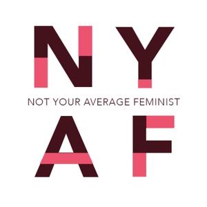 Not Your Average Feminist by Amanda Elliott & Sarah Curran