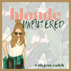 blonde UNFILTERED by Bold Lip Media