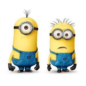 Despicable Me 2 by Universal Pictures