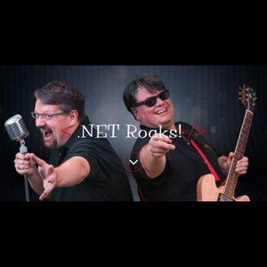 .NET Rocks! by Carl Franklin and Richard Campbell