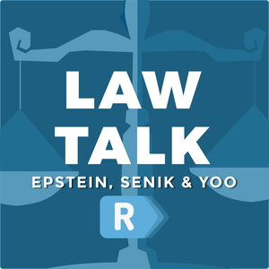 Law Talk With Epstein, Yoo & Senik by The Ricochet Audio Network