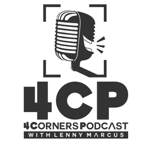4 Corners Podcast with Lenny Marcus by The Laugh Button