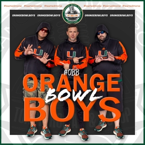 Orange Bowl Boys by Orange Bowl Boys